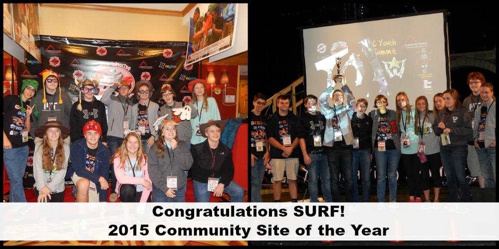 SURF_2015award