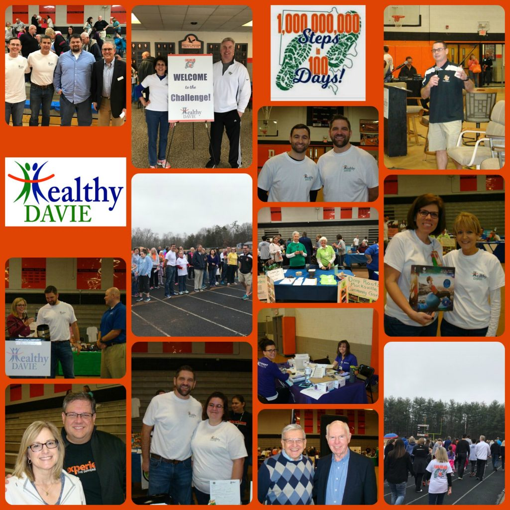 Healthy Davie KICK-OFF Collage Final